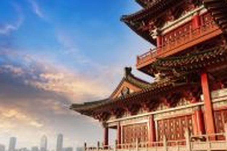 Ilustrasi Universitas Terbaik Asia