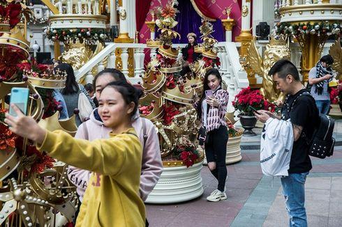 Kota di China Ini Larang Sinterklas dan Pernak-pernik Natal