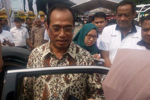 Menhub Minta Damri Memimpin Konektivitas Darat di Indonesia