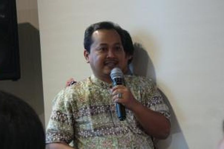 Anggota Komisi Informasi Pusat (KIP) Yhanu Setiawan