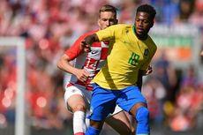 Willian Yakin Fred Akan Sukses di Manchester United