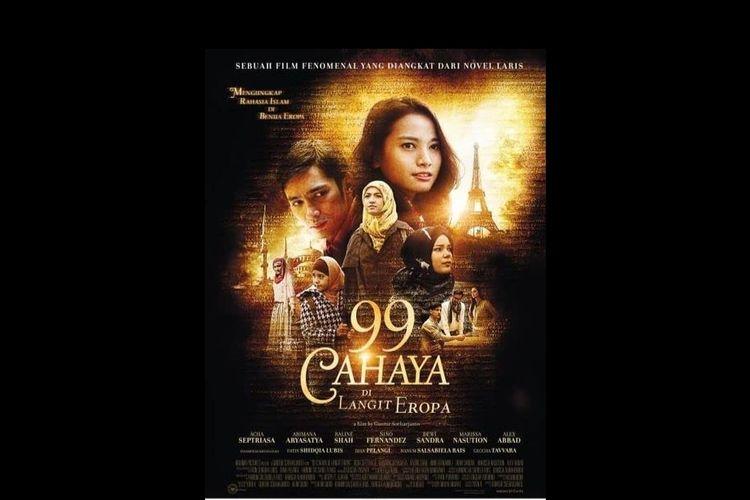 Berikut beberapa rekomendasi film Indonesia bertema Islami yanng memiliki banyak kisah inspiratif dan juga pelajaran hidup.