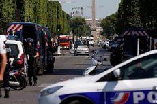 Polisi Buru Pengemudi Mobil BMW yang Menabrak Enam Tentara