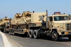Israel Izinkan Mesir Tambah Pasukan di Sinai