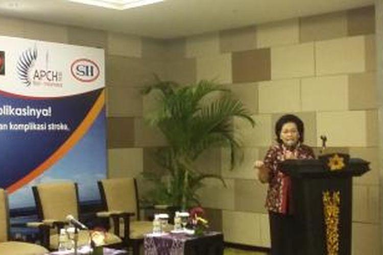 Ketua InaSH, dr. Nani Hersunarti, SpJP, FIHA.