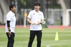 Timnas U19 di Bawah Shin Tae-yong Kalah di Laga Uji Coba Perdana