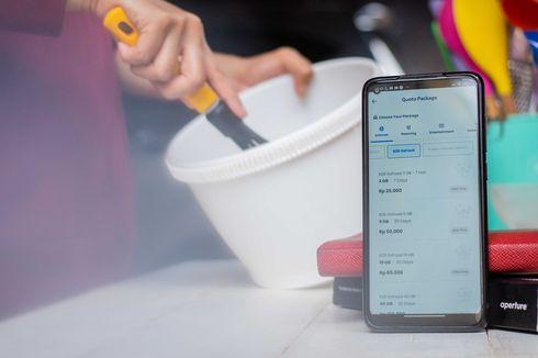 Telkomsel Rilis Paket Khusus UMKM Mitra GoFood