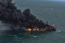 Puluhan Kura-kura dan Lumba-lumba Mati akibat Panas dan Racun Kimia dari Kapal Terbakar di Sri Lanka
