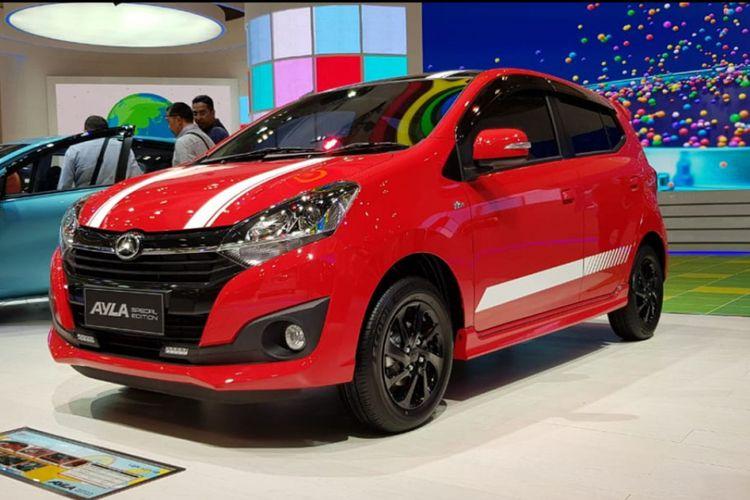 Ilustrasi warna kendaraan