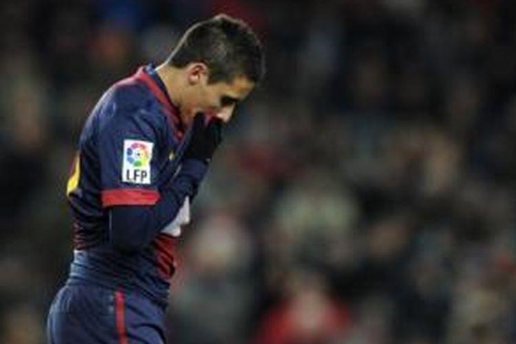 Striker Barcelona, Cristian Tello.