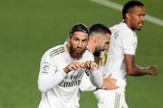 Osasuna Vs Real Madrid, Ramos Kembali, Tak Berarti Los Blancos Bebas Kutukan