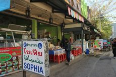 Berburu Kuliner di Kawasan Muslim Terbesar di Thailand Utara