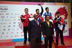 Mustakim, Mahasiswa UNS yang Raih Perak Kejuaraan Dunia Pencak Silat