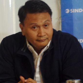 Anggota Komisi II DPR RI Mardani Ali Sera dalam diskusi di Jakarta, Sabtu (19/8/2017).