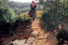 Mungkinkah Ada Telepon Pintar dalam Lukisan Buatan 1850?