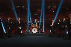 Permainan Drum Jungkook BTS Curi Perhatian di Konser MusiCares Grammy