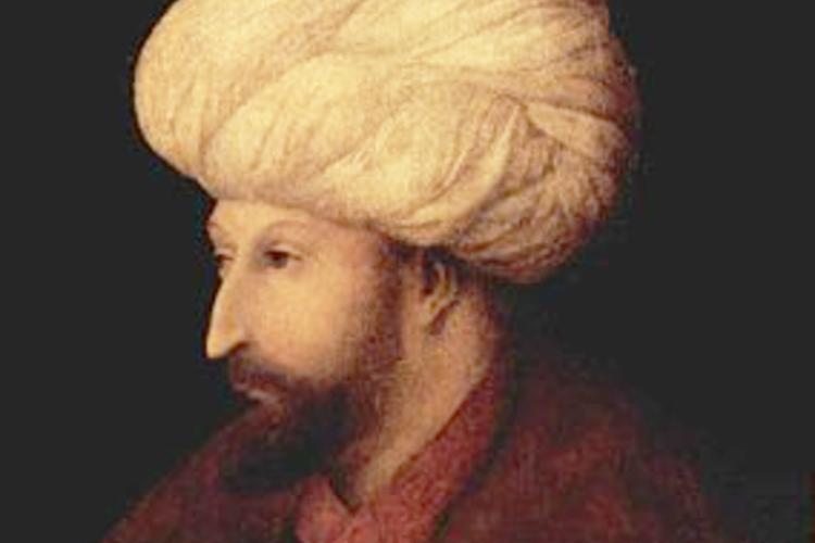 Sultan Mehmed II. [Via Wikimedia Common]