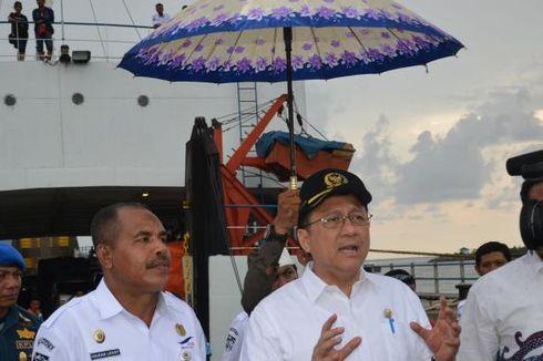 Irman Gusman: DPD Akan Dorong Percetapan Pertumbuhan Ekonomi Maluku Utara