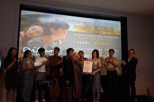 Dilan 1991 Patahkan Perolehan Avengers: Infinity War di Indonesia