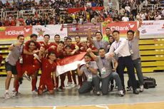 Indonesia Masuk Nomine Tim Futsal Terbaik ASEAN