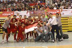 Lolos ke Semifinal, Pelatih Timnas Futsal Indonesia Apresiasi Pemain