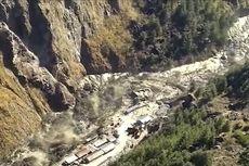 Gletser Longsor di Himalaya Dikhawatirkan 150 Orang Jadi Korban