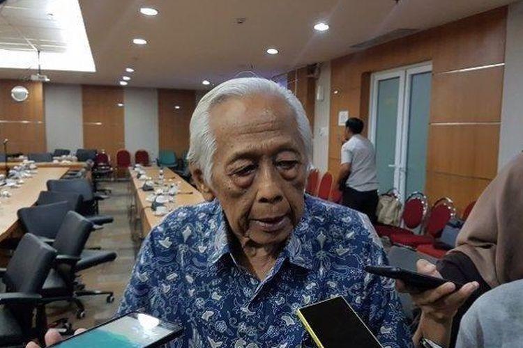Prof Dr Mundardjito, yang dijuluki Bapak Arkeologi Indonesia, meninggal dunia pada Jumat (2/7/2021).