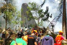 UPDATE Pesawat Militer Filipina Jatuh: 45 Tewas, 49 Selamat