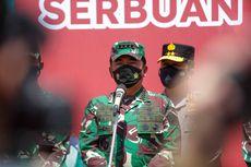 Panglima TNI Sebut Vaksin Lindungi Masyarakat dari Pemburukan akibat Terpapar Covid-19