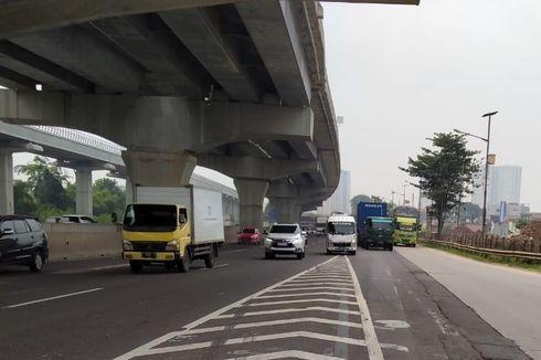 Awas Macet, Mulai Senin Jalan Tol Jakarta-Cikampek Ada Perbaikan
