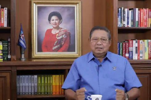 SBY Dapat Penghargaan
