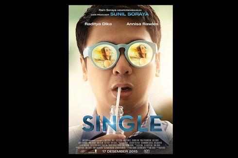 Sinopsis Film Single, Upaya Raditya Dika Dapatkan Cinta Anissa Rawles