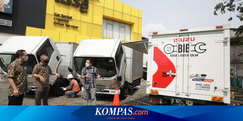 ASII Isuzu Dukung Bisnis Penyewaan Mobil Logistik