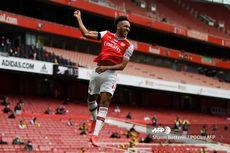 Mikel Arteta Ingin Lihat Aubameyang Cetak 100 Gol Lagi untuk Arsenal