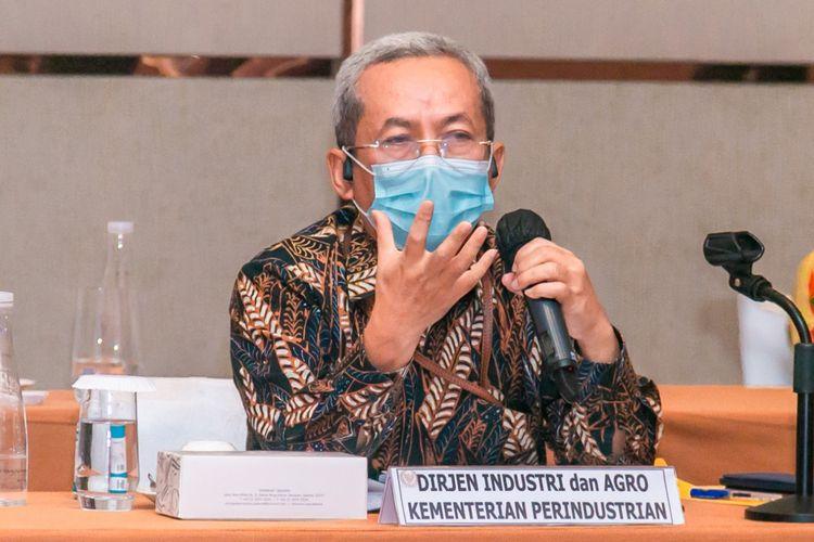 Direktur Jenderal Industri Agro Kemenperin, Abdul Rochimi
