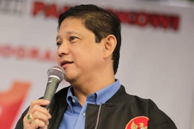Pengurus DPP Golkar MQ Iswara.