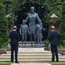 Kado Terbaik Putri Diana: William-Harry Rukun saat Resmikan Patungnya