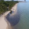 Pertamina Tegaskan Tumpahan Minyak yang Cemari Pantai di Balikpapan Bukan dari Kilangnya