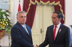 Terima PM Hungaria, Jokowi Bahas Proyek Air Bersih