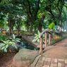 Spot Instagramable di Monas, Ada Taman Tersembunyi