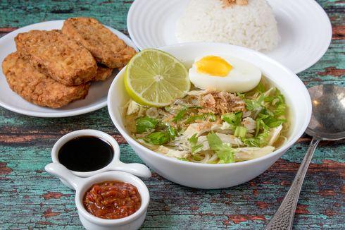 Resep Soto Ayam Madura, Pakai Bubuk Koya Gurih dan Sambal Rebus