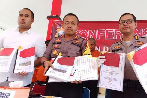 Dugaan Korupsi Pelabuhan Dompak, Polisi Tetapkan 2 Tersangka