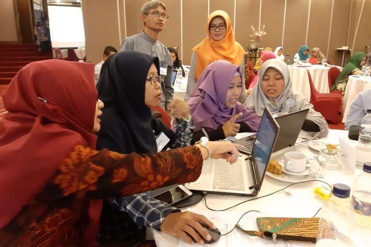 Tanoto Foundation melalui Program Pintar  atau pengembangan inovasi untuk kualitas pembelajaran menggelar lokakarya nasional Penelitian Tindakan Kelas (PTK) Kolaborasi Guru - Dosen di Jakarta dan berlangsung 13-15 Juli 2019.