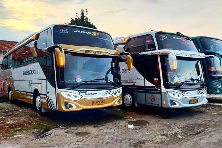Bus AKAP PO Sakhindra