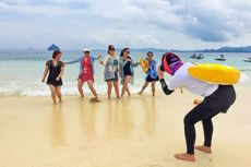 50 Turis China Telah Ajukan Perpanjangan Izin Tinggal di Bali