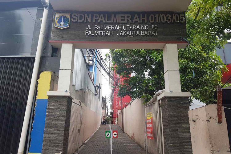 SDN Palmerah 03, Jakarta Barat