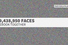 Inilah Foto 1,2 Miliar Pengguna Facebook
