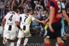 Juventus Sempat Tak Fokus Jalani Laga Lawan Genoa
