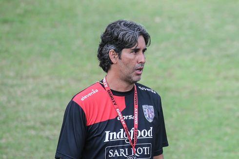 Liga 1 Dihentikan, Pelatih Bali United Pilih Tetap Berada di Bali