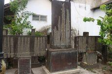 Kisah Monumen Ungkapan Terima Kasih Ibu dari Jepang di Candi Mendut